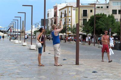 BLOOP 2016 - Public Exhibition, Ibiza, Spain