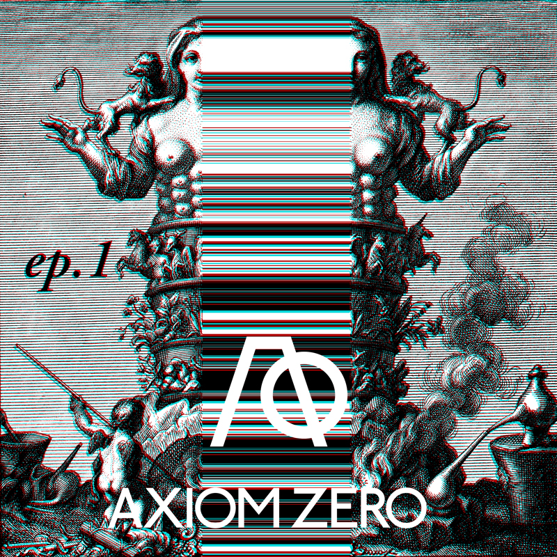 Cover for Axiom Zero first EP