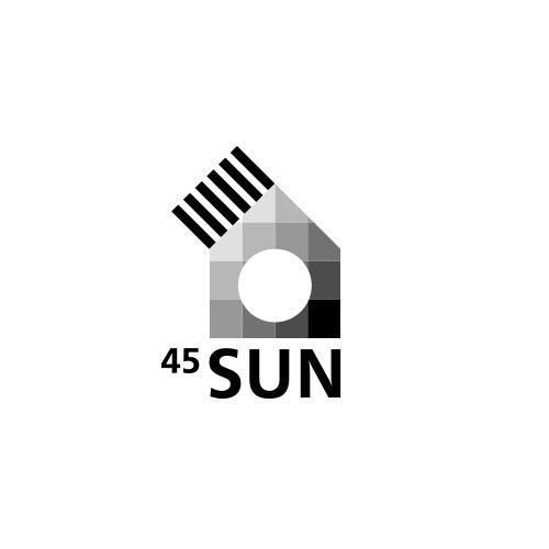 45 Sun Logo